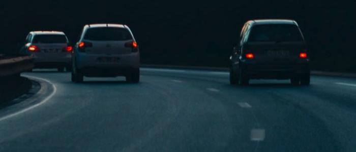 reclamemast snelweg